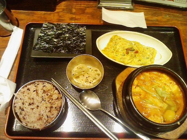 純韓国料理 チャンチ ヨドバシ梅田店(梅田・大阪 …