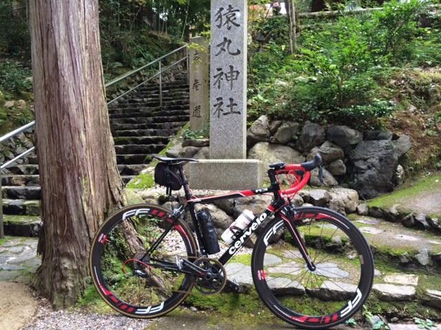 文化の日ライドは自転車日和