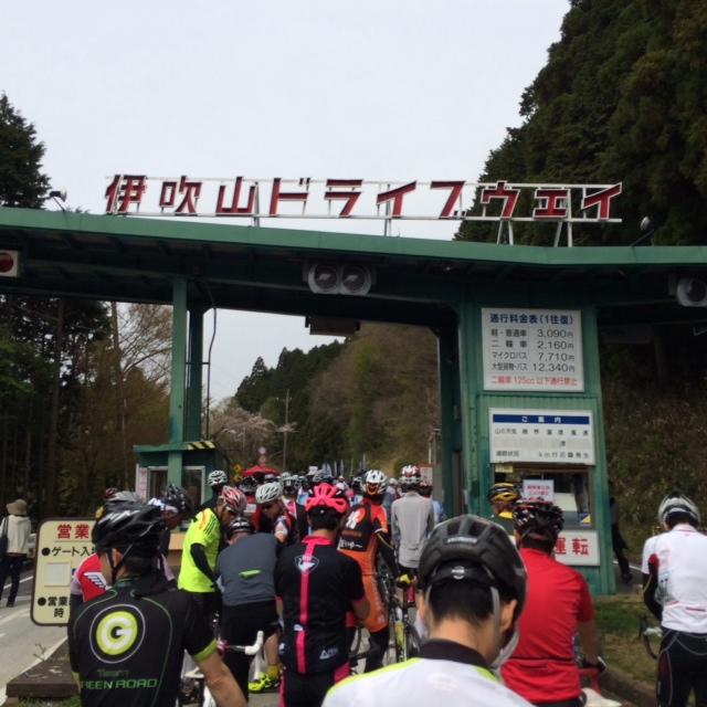 伊吹山ヒルクライム2016初参戦【レース】
