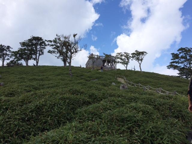 夏休みの大台ヶ原登山